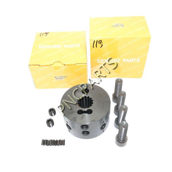 50A spline 600x600 - JCB JS160 Hydraulic Pump Coupling Hub, Spline