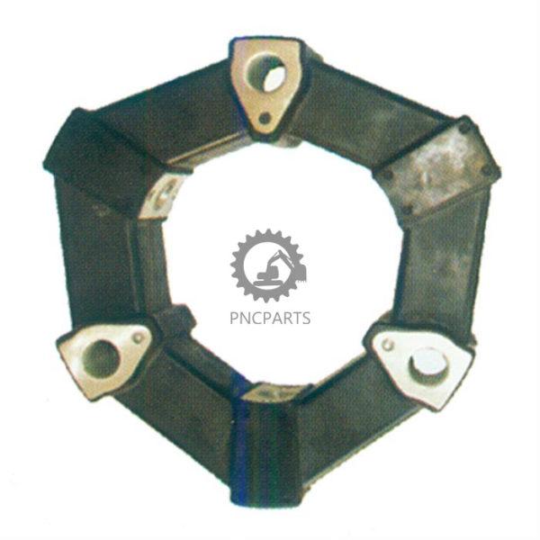NC CP14 - Komatsu Excavator 8PK1500 Fan Belts, PC350-7 Fan Belt