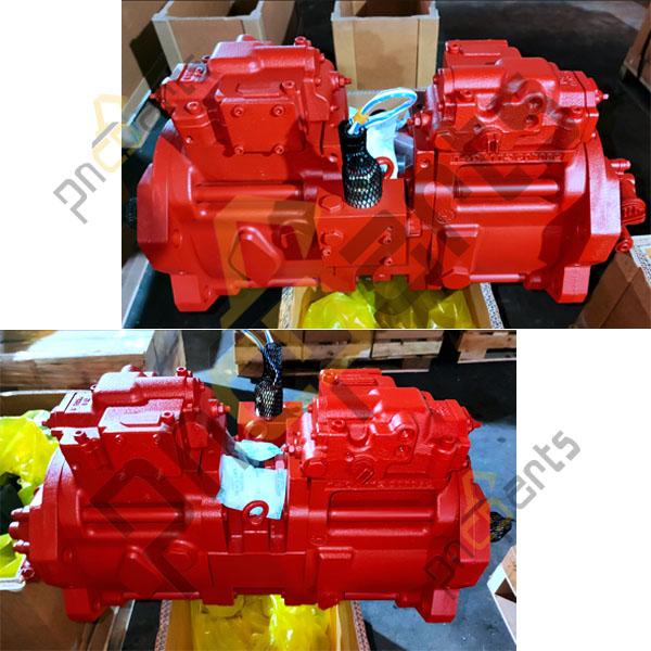 Kawasaki JCB JS220 Hydraulic Main Pump K3V112DT 9C32,14T