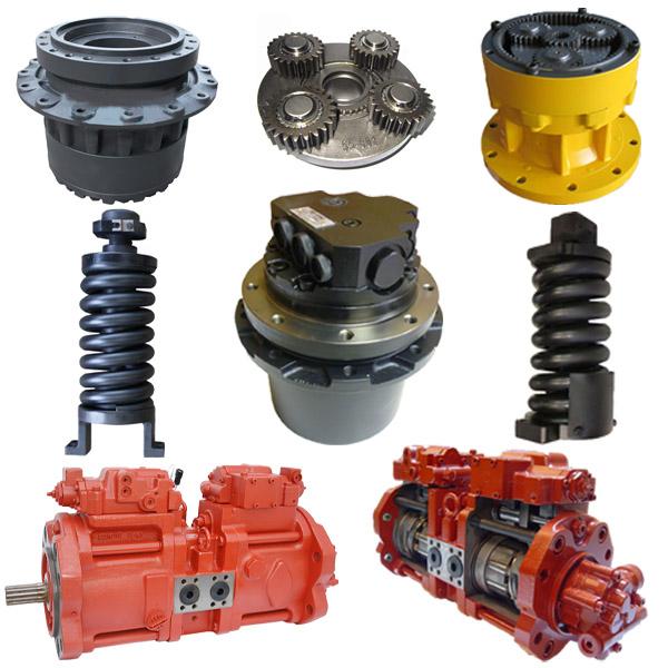Hydraulic Pump & Power Train