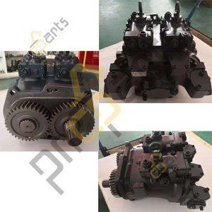 HPV102 ZX200 hydraulic pump 300x300 - Kawasaki JCB JS220 Hydraulic Main Pump K3V112DTP 215/13686
