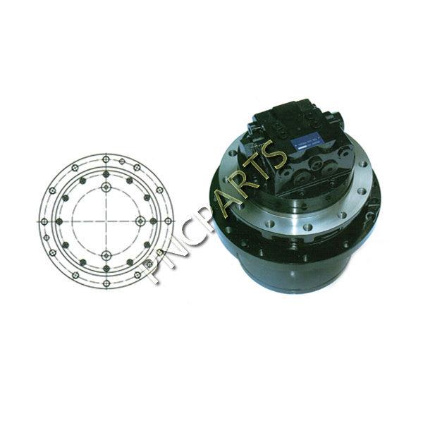 TM09 travel motor assy - CAT307 E307C R80-7 TM09 Travel Motor Assy GM09 Final Drive Assembly