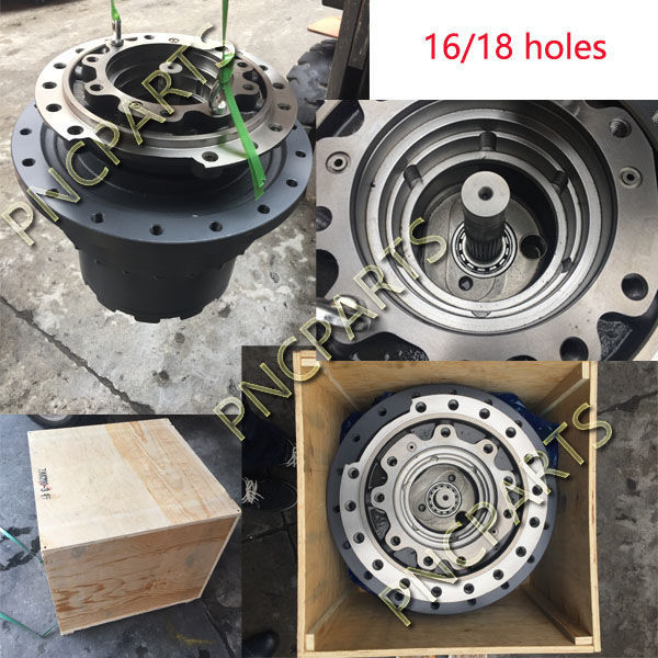 ZX200 3 travel reducer e1510662623230 - Hitachi ZX200-3 Travel Gearbox 9233692 9261222  ZX200-5G Final Drive Without Motor