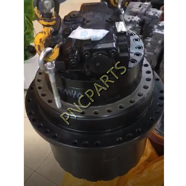 b - JCB JS220 Travel Motor Assy TM40 31N6-40050 Final Drive Device For Excavator