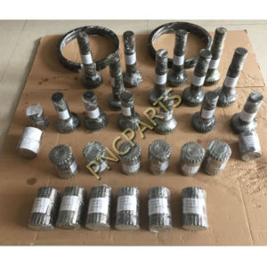 JCB220 gears 300x300 - JCB JS220 Travel 1st Planet Carrier Assy 05/903805 With 2nd Solar Gear
