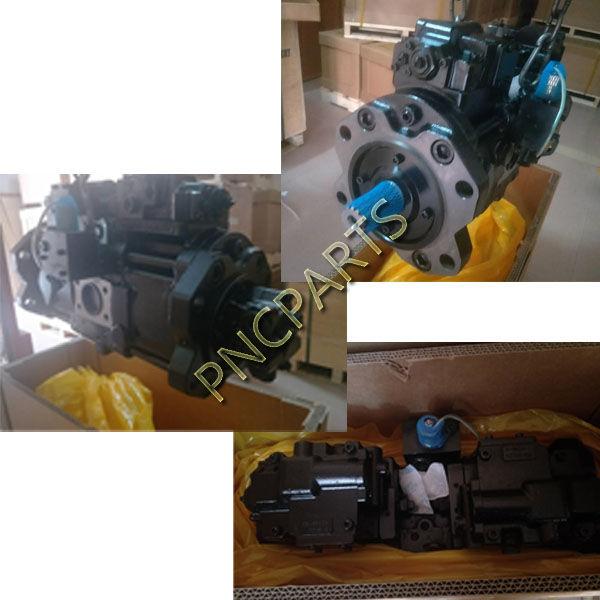 K3V112DTP main pump b 600x600 - Kawasaki JCB JS220 Hydraulic Main Pump K3V112DTP 215/13686