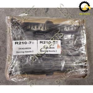 No. 10 3 R210 7 ① XKAQ 00229 Bearing Needle 2 300x300 - R210-9 Carrier Assy 1st Travel Hyundai XKAQ-00653 R220LC-9S