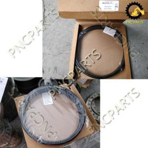 No.3 R210 7 ① XKAQ 00219 Seal Floating 300x300 - 160H Raw Rubber Coupling JCB330 R305-7 DH300