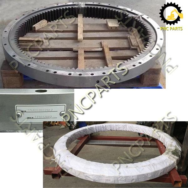 Kobelco SK200-8 Swing Bearing YN40F00026F1 - Pnc Hyd Parts