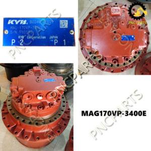 MAG 170VP 3400 KYB final drive2 300x300 - KYB Genuine Final Drive MAG-170VP-3400E-7 MAG-170VP Travel Motor