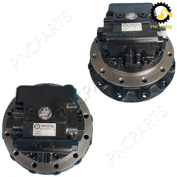 TM09 final drive - CAT307 E307C R80-7 TM09 Travel Motor Assy GM09 Final Drive Assembly