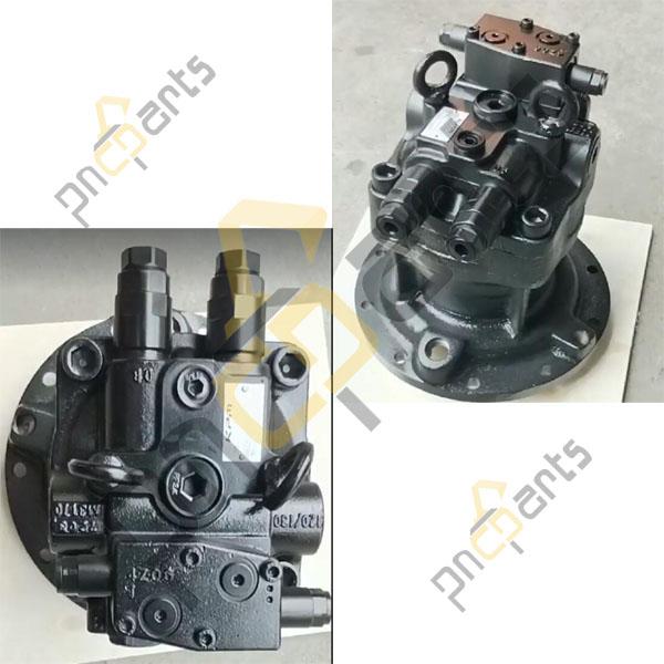 Kobelco SK200-8 Swing Motor M5X130CHB - Pnc Hyd Parts
