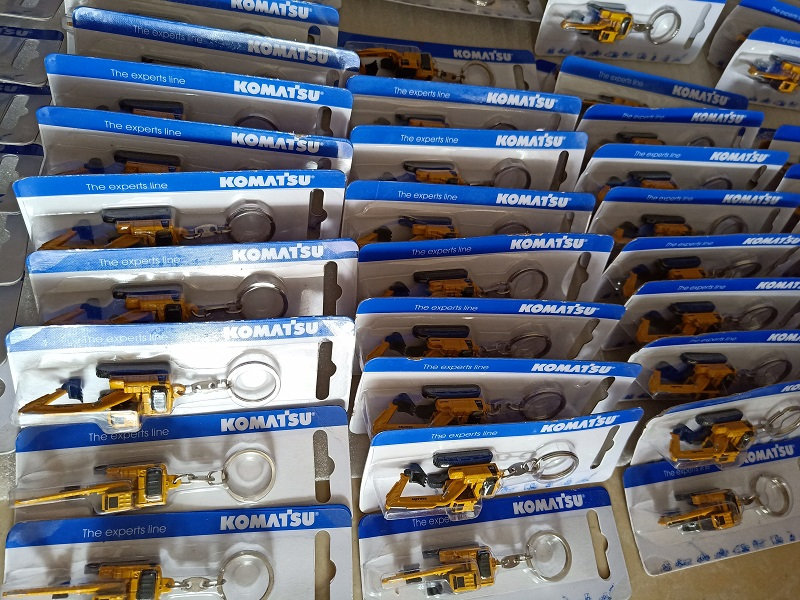 2 - Place an order at pnchyd, free excavator model for you!