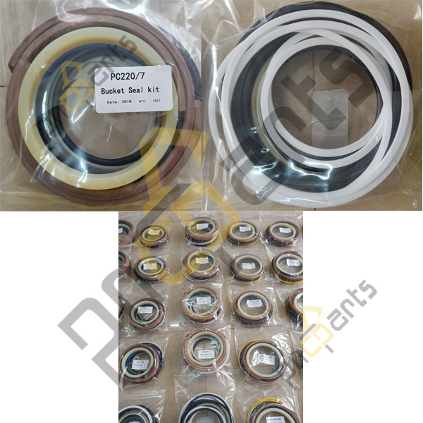 PC200-7 Hydraulic Cylinder PC220-7 Bucket Seal Kit- Pnc Hyd Parts