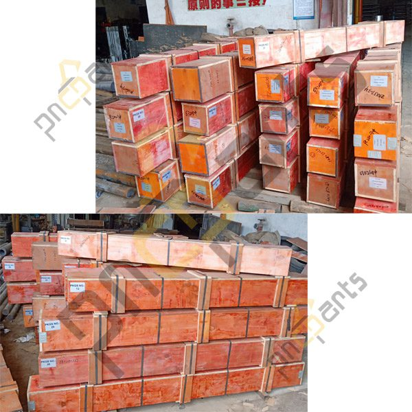 hydro cylinder package - E320D Arm Cylinder 242-6734 242-6744 Hydraulic Cylinder