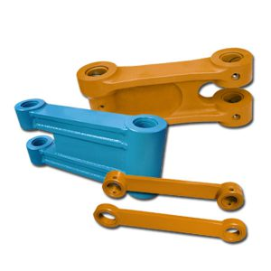 Bucket Link H and rod 1 300x300 - Hyundai R250-7 R210-7 Bucket Link Road 3.0mm Excavator Parts