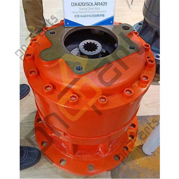 DX420 Swing Gear Box Apply Doosan % 404-00095A - Pnc Hyd Parts