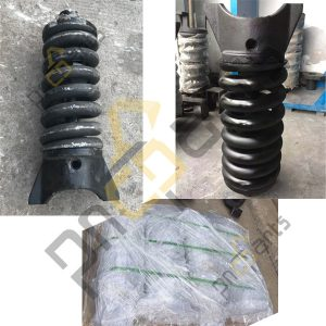 NH E305 Track adjuster 300x300 - New Holland E235BSR E215B Recoil Spring Assembly 72210182
