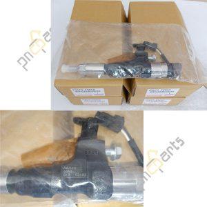 SK200 8 J05E Fuel injector 300x300 - Hino SK200-8 Injector Assy J05E 23670-E0050 095000-6353 Denso 6353