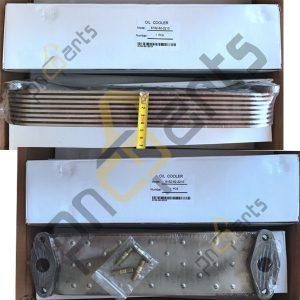 6152 62 2210 Lube oil cooler core 8P 300x300 - PC400-7 Element Komatsu WA450 SA6D125E 6152-62-2210