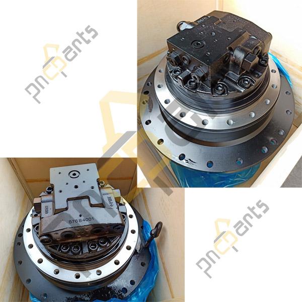 PC200 GM35 Final drive - Home