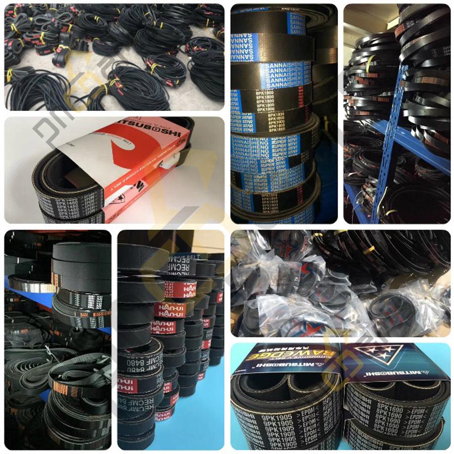 22325e910160a0207e2ecd6f9cea6f0 - Komatsu Excavator 8PK1500 Fan Belts, PC350-7 Fan Belt