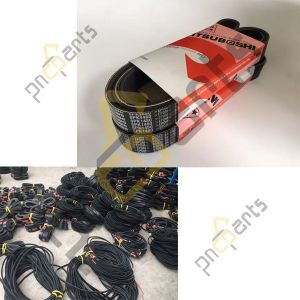 8PK1480 Fan Belts 300x300 - Komatsu PC200-7 PC200LC-7 8PK1480 Fan Belts