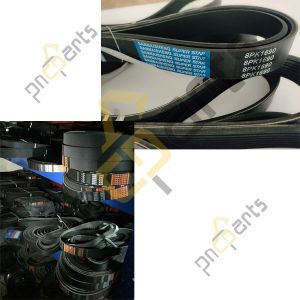 8PK1690 Fan Belts 300x300 - PC200-8 Engine Fan Belt, 8PK1690 Fan Belts, Auto Fan Belt