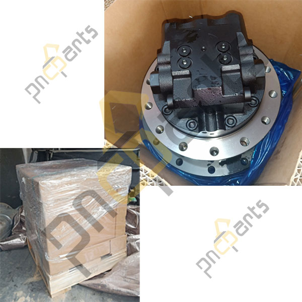 pc78us 6 Final drive - Komatsu GM09VN PC78US-6 Final Drive 21W-60-41201 PC78UU