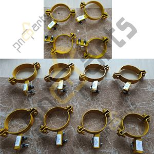 PC200 8 Bucket cylinder clamps 300x300 - Komatsu PC200-8 Bucket Cylinder Clamps, Bucket Cylinder Band/Bracket