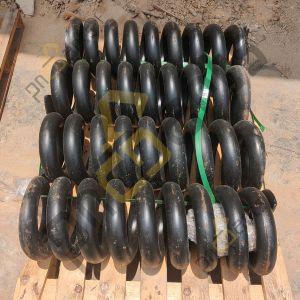 JCB260 Recoil spring 300x300 - JCB260 Recoil Spring For JCB Track Tensioner JBA0130 10Rings 55mm w/od