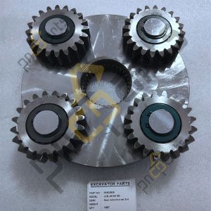 05 903836 Gear Reduction Set 2nd planet 300x300 - JCB JS130 Gear Reduction Set 2nd 05/903836,with planet