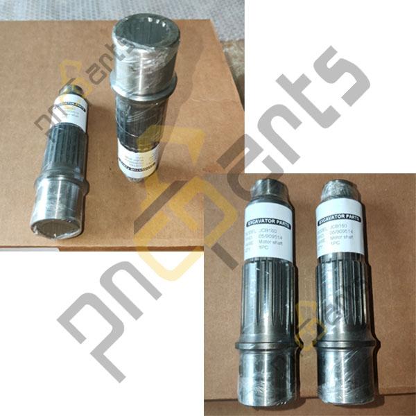 JCB160 Motor Shaft 05909514 - JCB JS160 Motor Shaft 05/909514 JS130 05909514