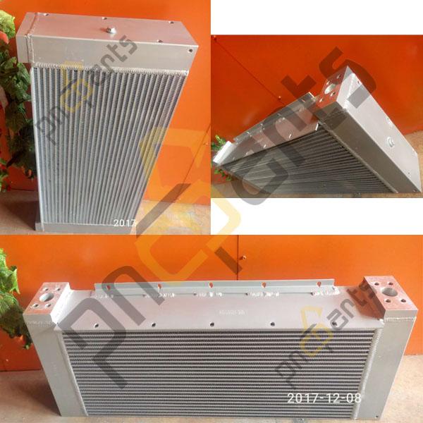 JCB220 Hydraulic oil cooler - Home