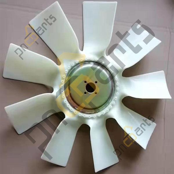 JCB220 Fan blade - JCB JS220 Fan Cooling 334/K3998 Fan Blade 650mm