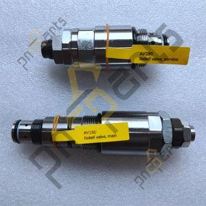 DH220 5 AV280 Main Relief Valve 300x300 - Hyundai R215-7 Main Relief Valve 31N6-17400 Service Relief Valve