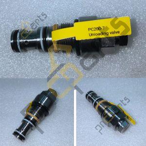 PC200 7 Unloading valve 723 40 56900 300x300 - PC200-7 Unloading valve 723-40-56900 Komatsu