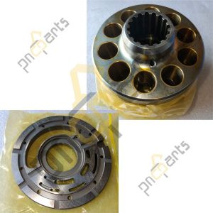 PC160 7 Cylinder block valve plate 708 3M 04311 300x300 - Komatsu PC160-7 Cylinder Block Valve Plate 708-3M-04311