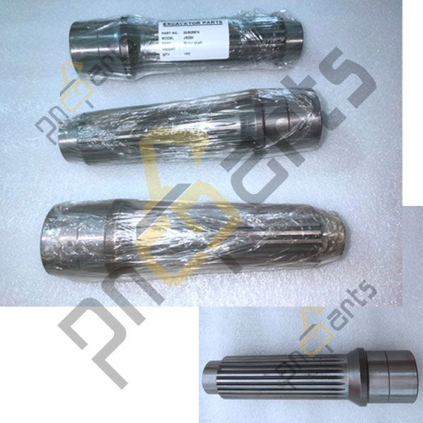 20 925674 Motor shaft 600x600 - JCB JS220 Motor shaft 20/925674 JS200 JS240 Drive Shaft