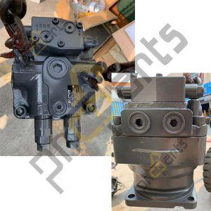 E305 swing motor LB15V00011F2 300x300 - New Holland E305 Swing Motor Kobelco LB15V00011F2