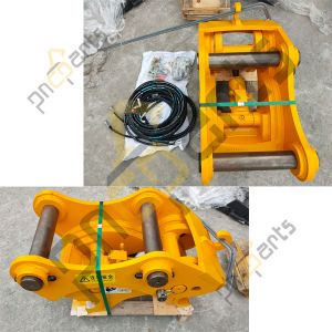 R170 9 R180 9 Quick Hitch Quick Coupler 300x300 - R170-9 Quick Hitch Hyundai R180-9 Quick Coupler, Hydraulic Type