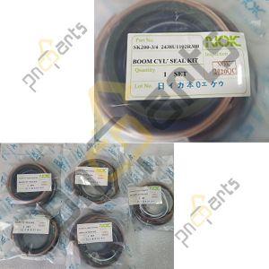 Kobelco SK200 3 BOOM CYL 300x300 - Kobelco SK200-3 SEAL KIT BOOM CYL. 2438U1102R300 SK200-4