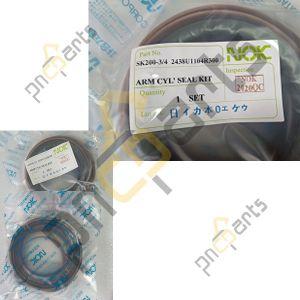 Kobelco SK200 4 2438U1104R300 SEAL KIT STICK CYL 300x300 - Kobelco SK200-4 2438U1104R300 SEAL KIT STICK CYL. SK200-3