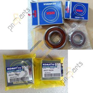 Komatsu Bearing 1 300x300 - Komatsu Bearing Ball with Seal 06037-06307 06037-06206 0603706307 0603706206
