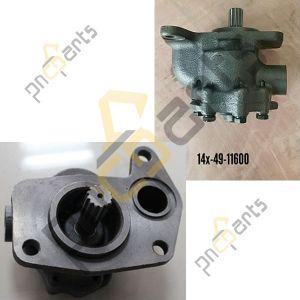 Komatsu Pilot Pump D65EX 12 Gear Pump Assy 14X 49 11600 14X4911600 300x300 - Komatsu Pilot Pump D65EX-12 Gear Pump Ass'y 14X-49-11600 14X4911600