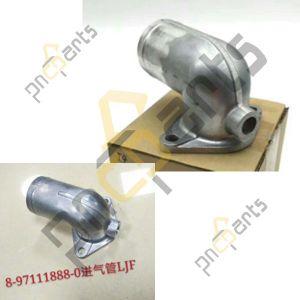 ZX70 300x300 - ZX70 4JG1 Pipe Inlet 8-97111888-0 8971118880