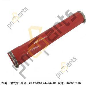 4504491 300x300 - Hitachi ZAX60 ZAX70 Hose Air Intake 4448641 4448641H With Hose Clamp 4504491