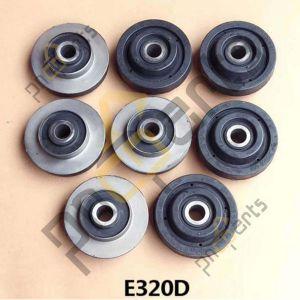 CAT320C 300x300 - CAT320C 320D Rubber Mount Flexible 109-9350 1099350 109-9350X