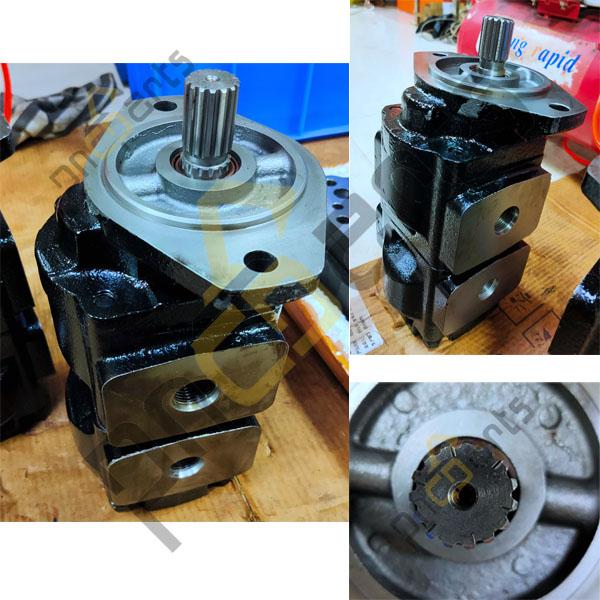 JCB 3CX 4CX Hydraulic Pump 20925580 332F9030 For Excavator Parts - JCB 3CX 4CX Hydraulic Pump 20/925580 33/2F9030 For Excavator Parts