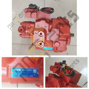 PSVD2 17E 23 KYB Piston pump with 2 solenoids 300x300 - PSVD2-17E-23 KYB Piston pump with 2 solenoids genuine pump for Yanmar VIO55
